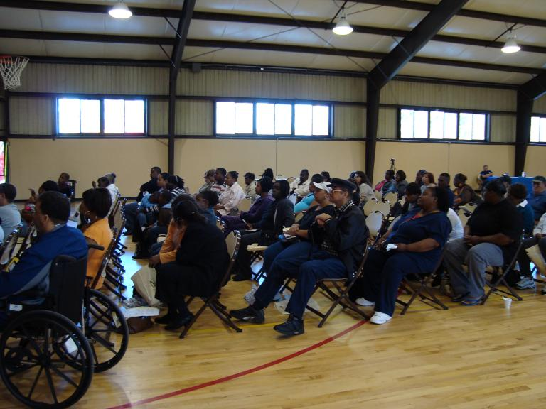 lake charles housing fair
